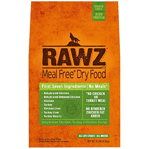 Rawzreg; Meal Free Dry Dog Food