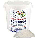Natura Pro Vita Kieselerde für Pferde, Futterzusatz, natürliche...