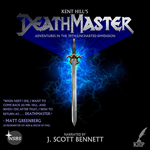 Deathmaster cover art