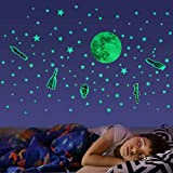 Best Glowing Stars - Glow in The Dark Stars Stickers for Ceiling Review