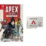 エーペックスレジェンズ チャンピオンエディション【Amazon.co.jp限定】Apex Legends 缶バッジ 付 - Switch_サンディスク microSD 128GB ApexLegends ライセンス品