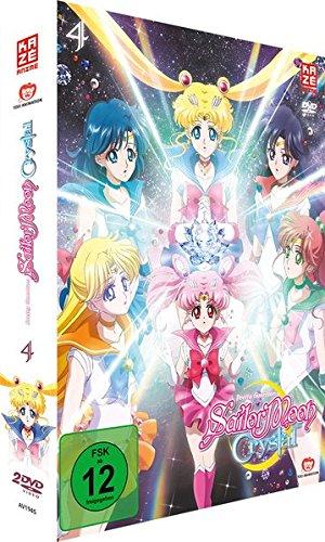 Sailor Moon Crystal - Staffel 2 - Vol.2 - Box 4 - [DVD]
