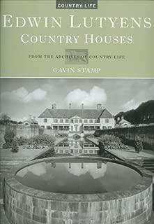 Edwin Lutyens. Country Houses (Country Life)