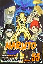 Naruto, Vol. 55: The Great War Begins (Naruto Graphic Novel)