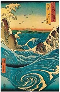 Best ocean japanese painting Reviews
