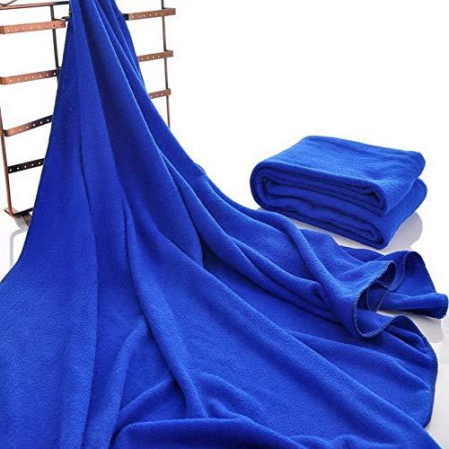 Yi-xir Toalla de playa suave y duradera de 140 x 70 cm, toalla de playa de Patricio, toalla de microfibra deportiva, toallas de baño de playa, ligeras y elegantes (color: 9, tamaño: 70 x 140 cm)