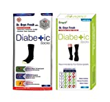 Dr. Oxyn World Class Diabetic Silver Socks with Patented Technology Combo Pack