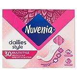Nuvenia proteggi slip Multistyle - si adatta a tutti i tipi di lingerie - 5 confezioni da ...