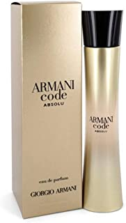 Giorgio Armani CODE ABSOLU EDP SPRAY 75ml, 75 ml
