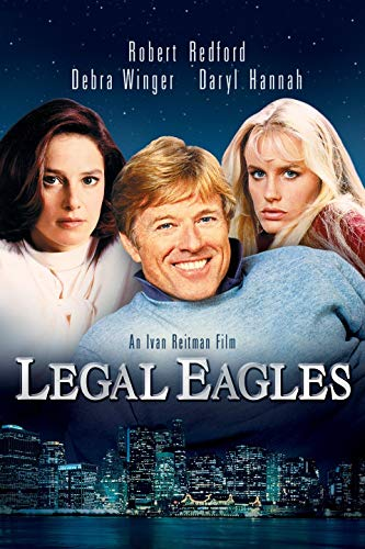 Legal Eagles [Reino Unido] [DVD]