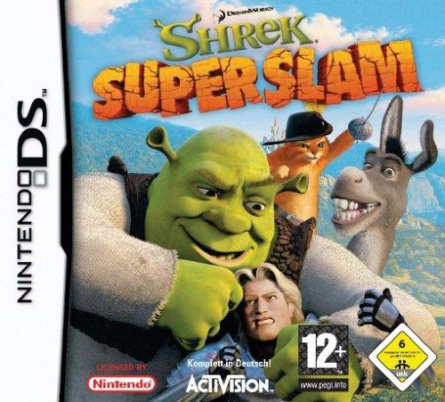 Shrek SuperSlam [Importación alemana]