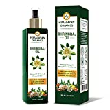 Himalayan Organics Bhringraj Oil for Hair Growth - 200ml | Ayurvedic Formula |