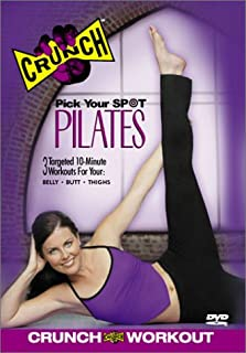 Crunch – Pick Your Spot Pilates