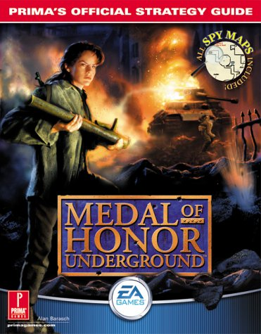 Medal of Honor: Underground - Official Strategy Guide (Prima's Official Strategy Guide)