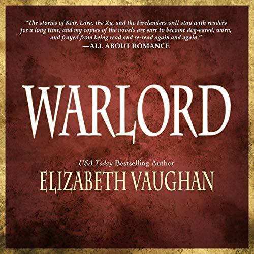 Warlord Audiobook By Elizabeth Vaughan cover art