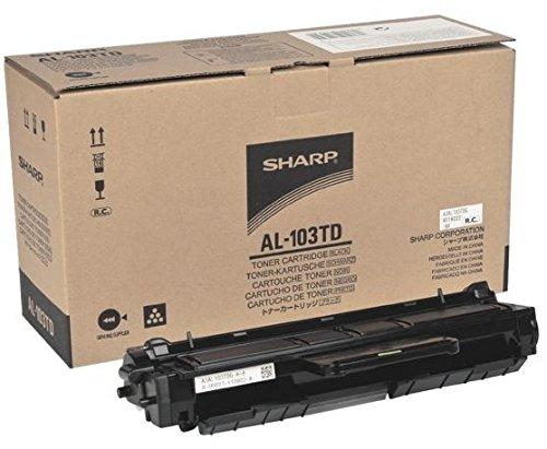 Sharp AL 103 TD - Cartucho de tóner para impresoras láser