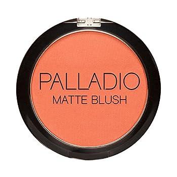 Palladio Matte Blush Toasted Apricot 0.21 Ounce