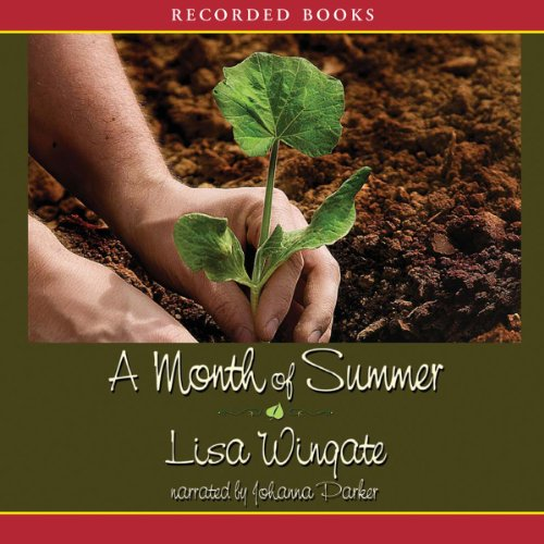 A Month of Summer audiobook cover art