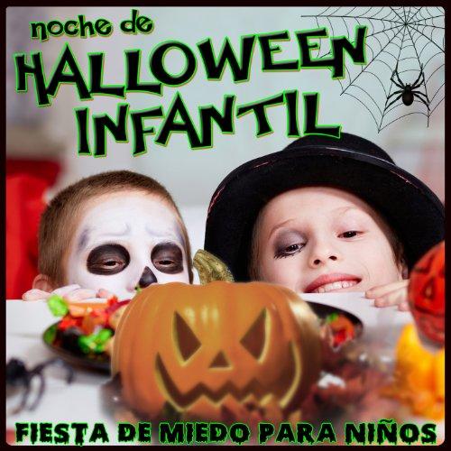 Fiesta de Miedo para Niños. Noche de Halloween Infantil