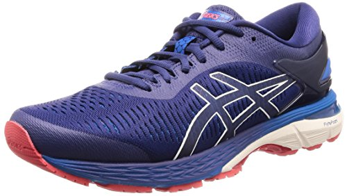 ASICS Gel-Kayano 25 Mens Running Trainers 1011A019 Sneakers Shoes (UK 10 US 11 EU 45, Blue...