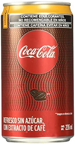 Coca-Cola con Café, Refresco Coca-Cola Con Café Caramel 235ml 8pk, 235...