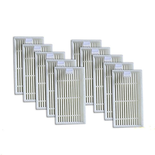 Buy Bargain 10pcs HEPA Filter for CHUWI V3 iLife V3+ V5 V5PRO Robot Vacuum Cleaner Robotic Vacuum Cl...