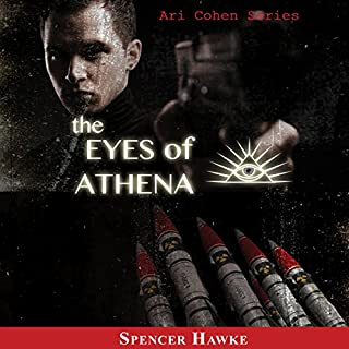 The Eyes of Athena audiobook cover art