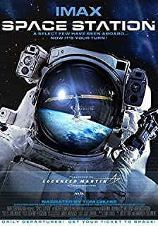 Space Station 3D Tom Cruise NASA Original Double Sided Rolled 27x40 Movie Poster 2002