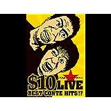 テンダラー「$10 LIVE ~ベストコントヒッツ!?~」