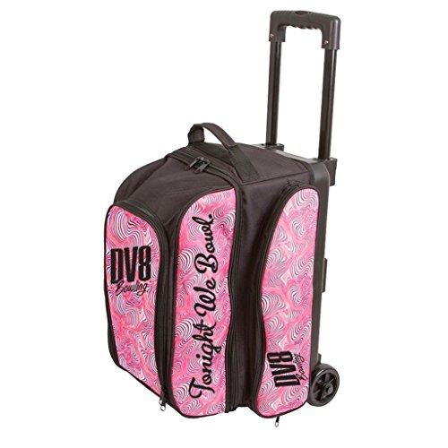 Freestyle DV8 Double Roller - 2- Ball Roller (pink/Swirl)