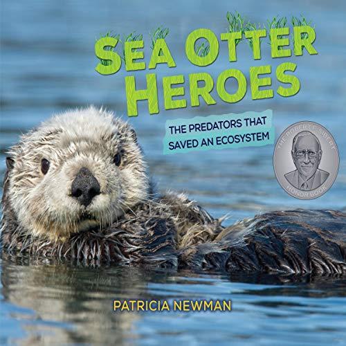 Sea Otter Heroes audiobook cover art