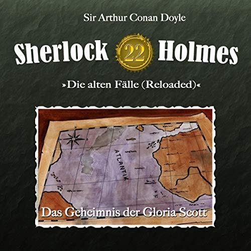 Das Geheimnis der Gloria Scott audiobook cover art