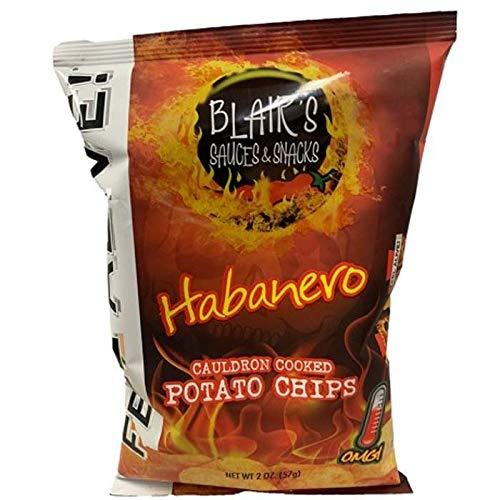BLAIR´S Habanero Chips, 57g