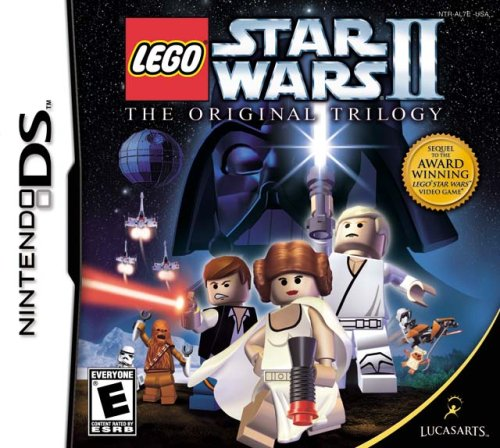 Amazon Com Lego Star Wars Ii The Original Trilogy Nintendo Ds Artist Not Provided Video Games
