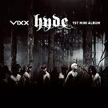 VIXX [HYDE] 1st Mini Album CD+Photobook+Tracking Number K-POP SEALED