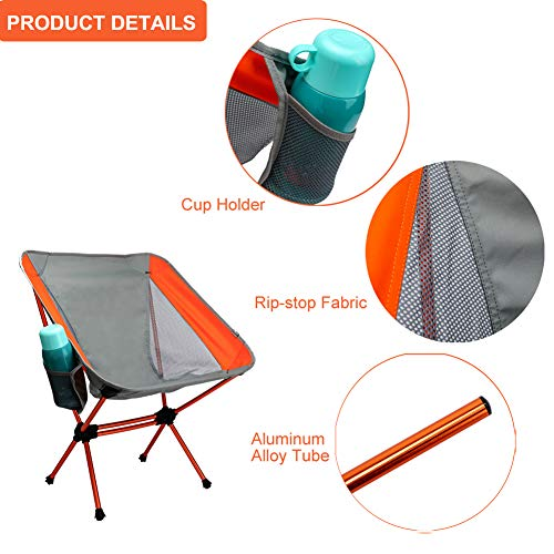 Oremila Backpacking Camping Chair