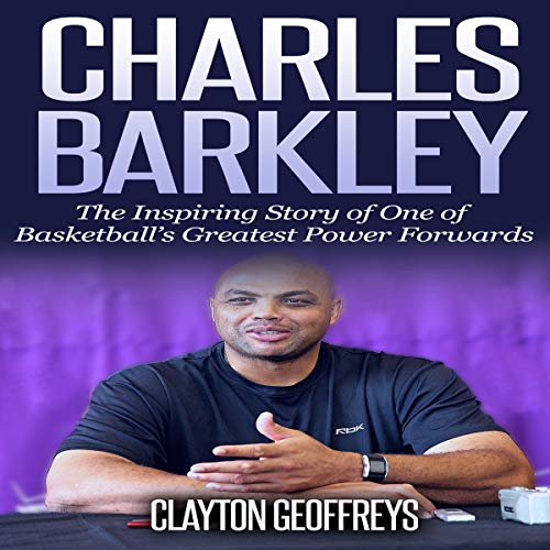 Charles Barkley audiobook cover art