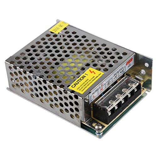 bobotron LED DC Ausgangsleistung 60w Treiber Netzteil Led Trafo Spannungswandler Geregeltes Schaltnetzteil 12V 5A Von Band Light Lamp
