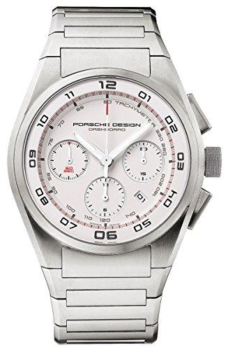 Porsche Design dashboard Chronograph Automatic Titanium mens strap Watch...