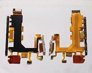 Sony Xperia Z2 LT50W el interruptor de alimentación Volume Flex con micrófono Mic