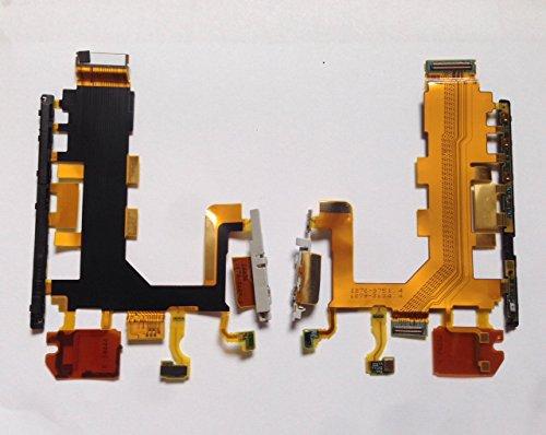 Sony Xperia Z2 LT50W Lautstärke Schalter Power Volume Button Flex Microphone Mic