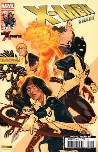 X-Men, Tome 4 : Select