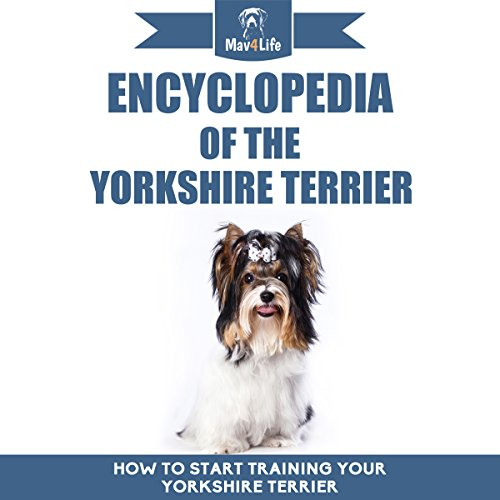 Encyclopedia of the Yorkshire Terrier cover art