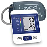 CAZON Blood Pressure Monitor Upper Arm Accurate Digital BP Machine for Home Use