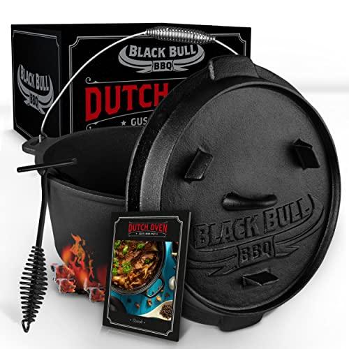 Black Bull BBQ Original Bild