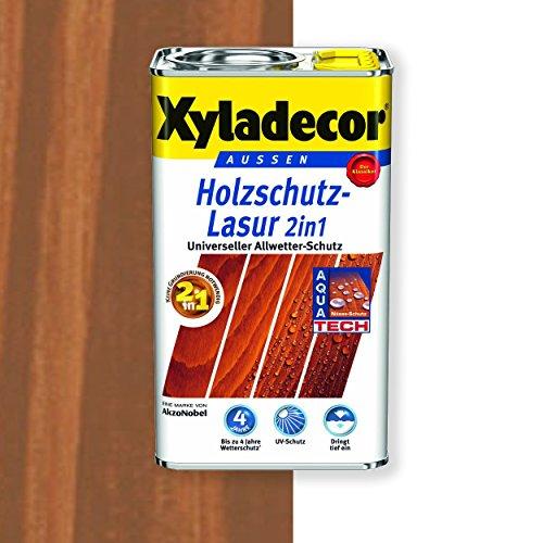 Xyladecor Holzschutz-Lasur 2in1 (750 ml, kastanie)