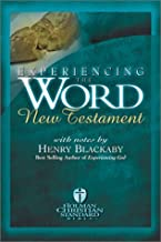Experiencing the Word New Testament (Holman Christian Standard Bible)