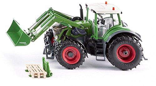 RC Auto kaufen Traktor Bild 2: Siku 6778 - Fendt 939 Vario mit Frontlader und Fernsteuermodul, Fahrzeuge mit Funktion, grün*