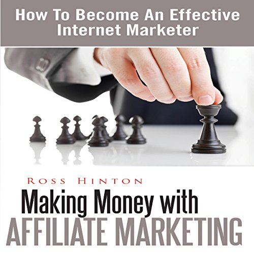 Making Money with Affiliate Marketing audiobook cover art