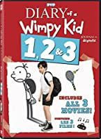 Diary of a Wimpy Kid 1,2 and 3